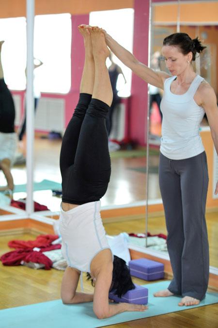 Упражнения йоги для самостоятельной практики